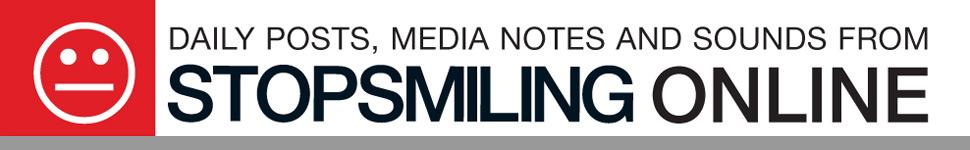 STOPSMILING MAGAZINE Blog